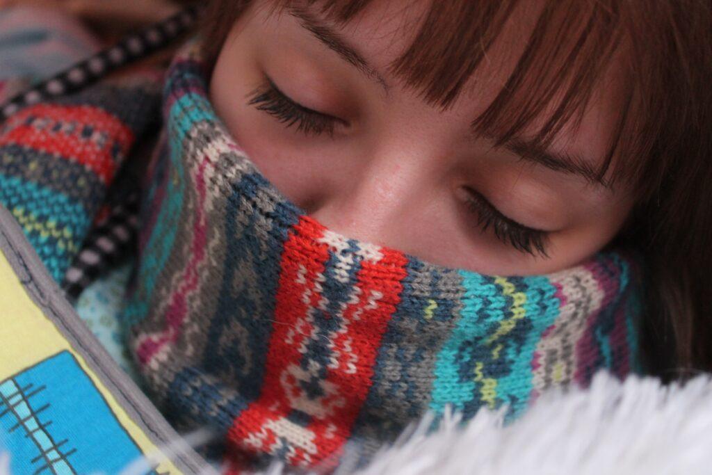9 greșeli comune care agravează răceala și gripa 1